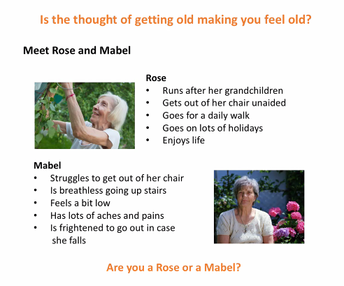 Pilates for Older Adults Poster
